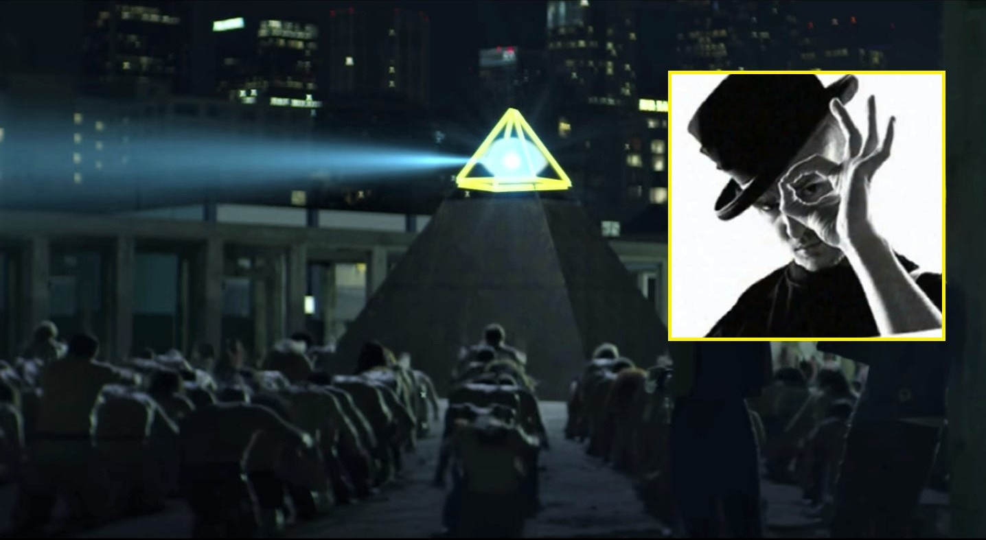 """Supplies"" de Justin Timberlake: La Gran Inversión de los Illuminati (Video)"