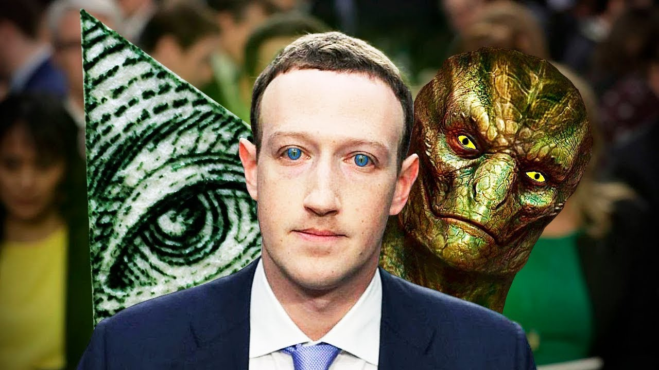 ¿Es Mark Zuckerberg un robot Illuminati? Mira su extraña reacción en el Senado (Video)