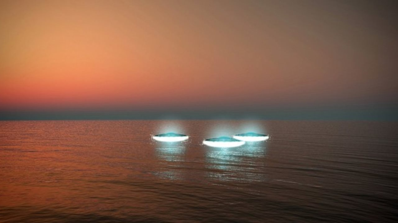 "Descubren una ""base extraterrestre"" en la costa de México (Video)"