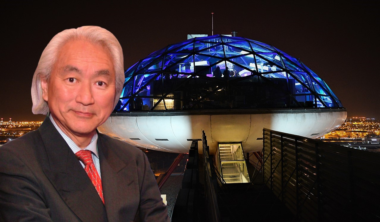 Michio Kaku: Impactantes declaraciones desde Barcelona (Video)