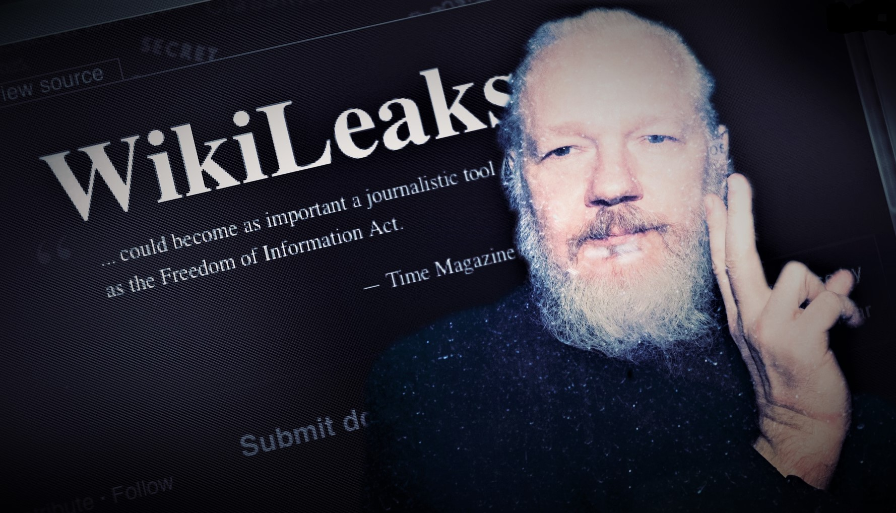 Julian Assange, una vida que se apaga lentamente (Video)