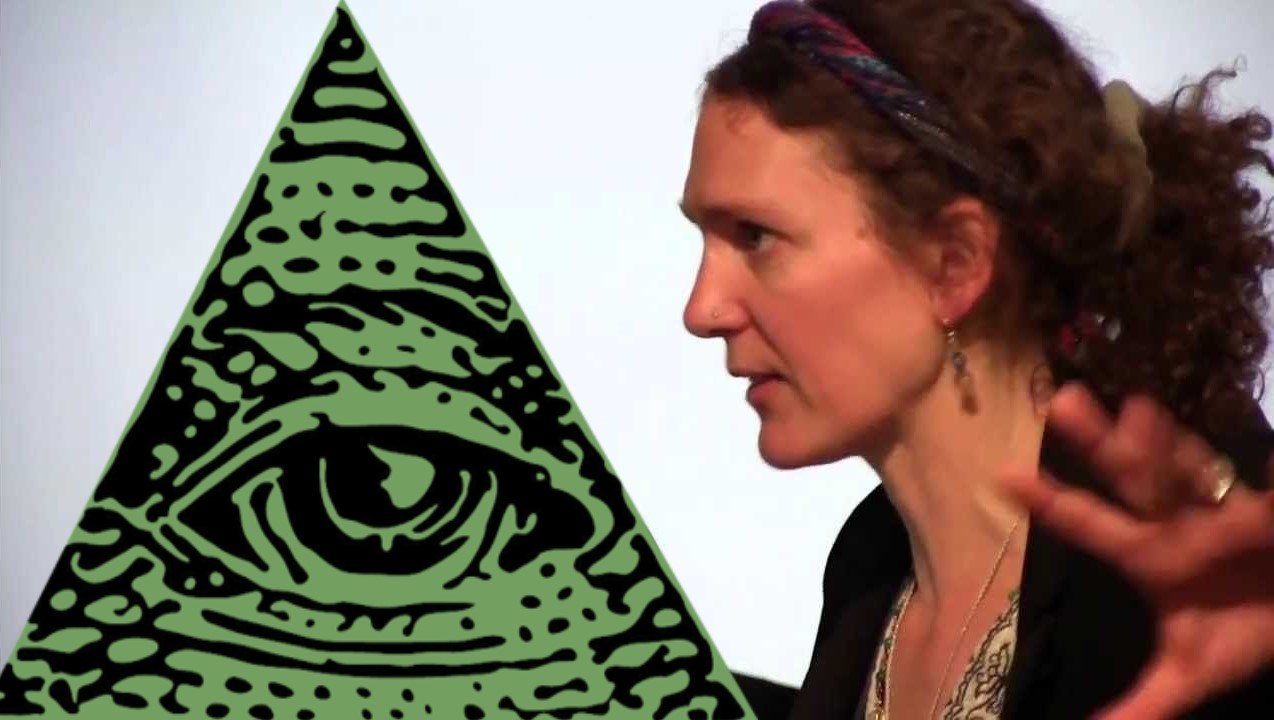 La clara advertencia a los «Illuminati» de Laura Eisenhower (Video)