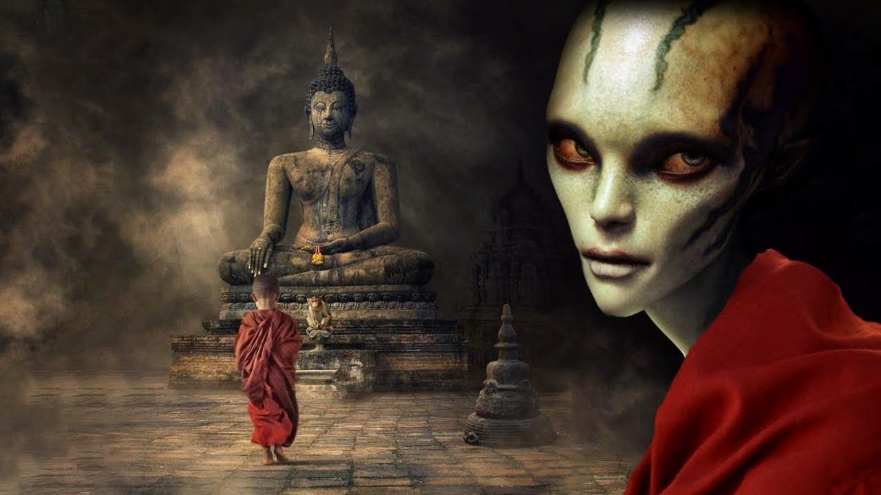 ¿Son los tibetanos descendientes directos de los extraterrestres? (Video)