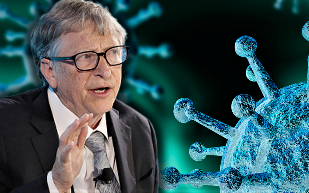 "El mundo se rebela contra Bill Gates y ""sus planes de control"" (Video)"