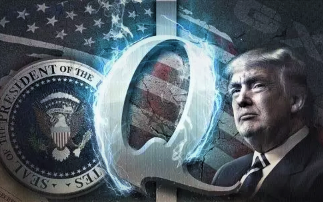QAnon: ¿está Donald Trump luchando contra la élite mundial? (Video)