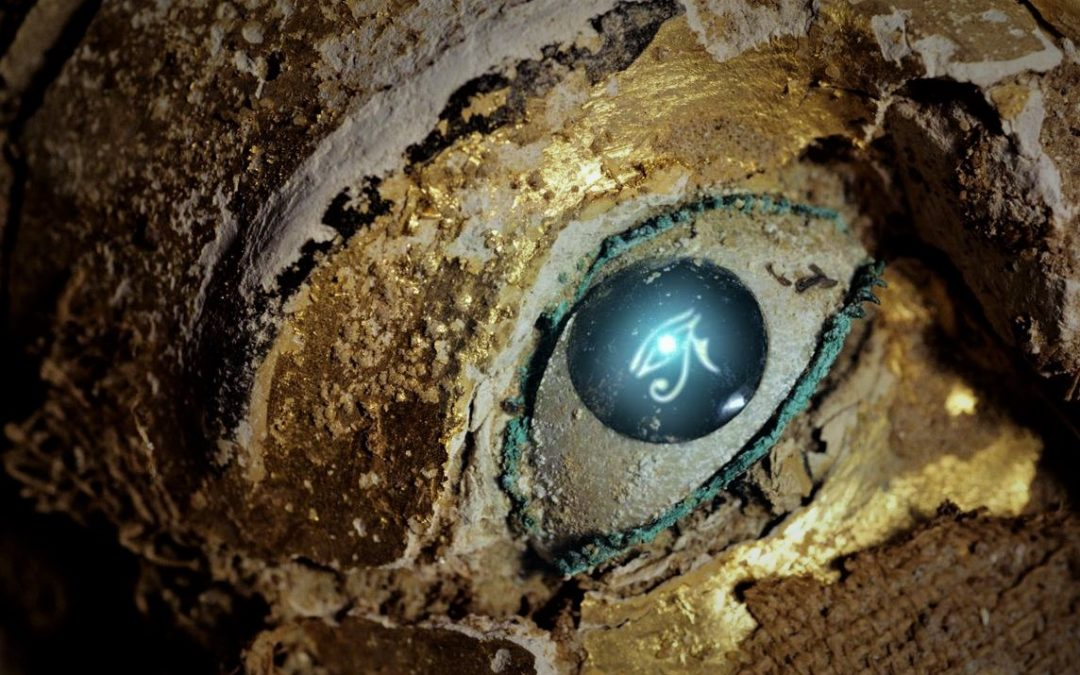 El Ojo de Horus: los secretos de un símbolo antiguo y poderoso (Video)