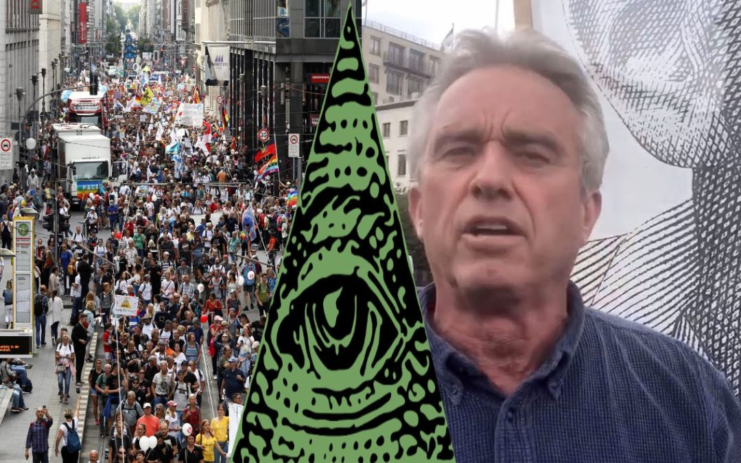 "Robert Kennedy Jr y su histórico discurso ""contra las élites"" (Video)"